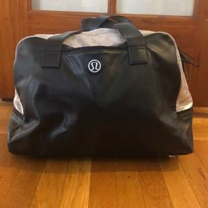 LuLu Lemon Overnight Bag